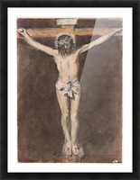 Christ on the Cross Picture Frame print