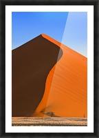Sand Dune, Sossusvlei, Namib Desert, Namibia, Africa Impression et Cadre photo