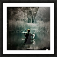 TeaTime Picture Frame print