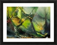 Inner landscape  Picture Frame print