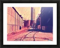 railstojails Picture Frame print