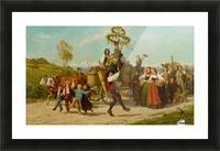 Schweizer Kunst Picture Frame print