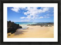 USA, Hawaii Islands, Maui, Maui Wai Or Secret Beach; Makena Picture Frame print