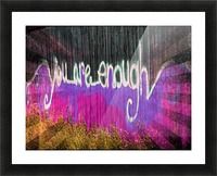 You are enough- okc Impression et Cadre photo