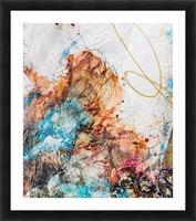 Sophia Six Picture Frame print