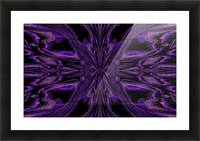 PSYKHE Goddess of the Butterflies 18 Picture Frame print