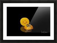 Passion Fruit (Grenadilla) Picture Frame print