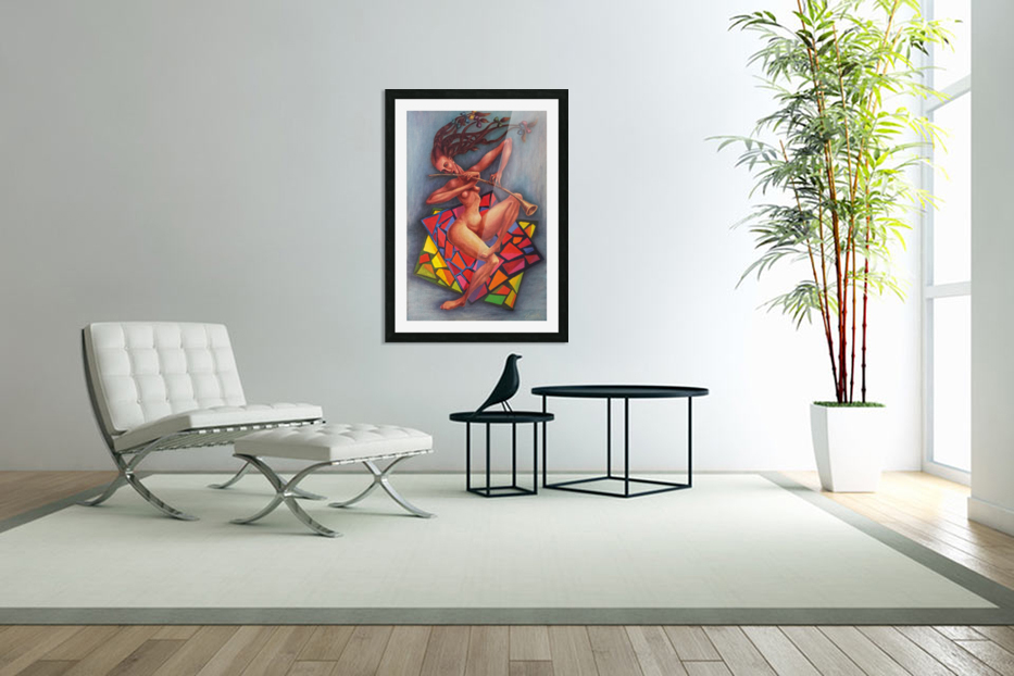Emotions in Custom Picture Frame
