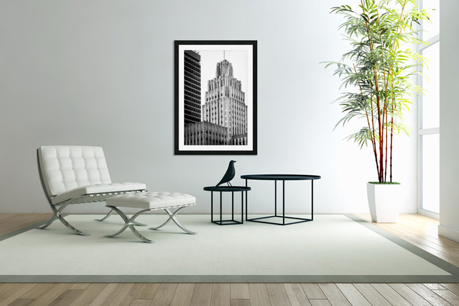 Reynolds Tall in Custom Picture Frame