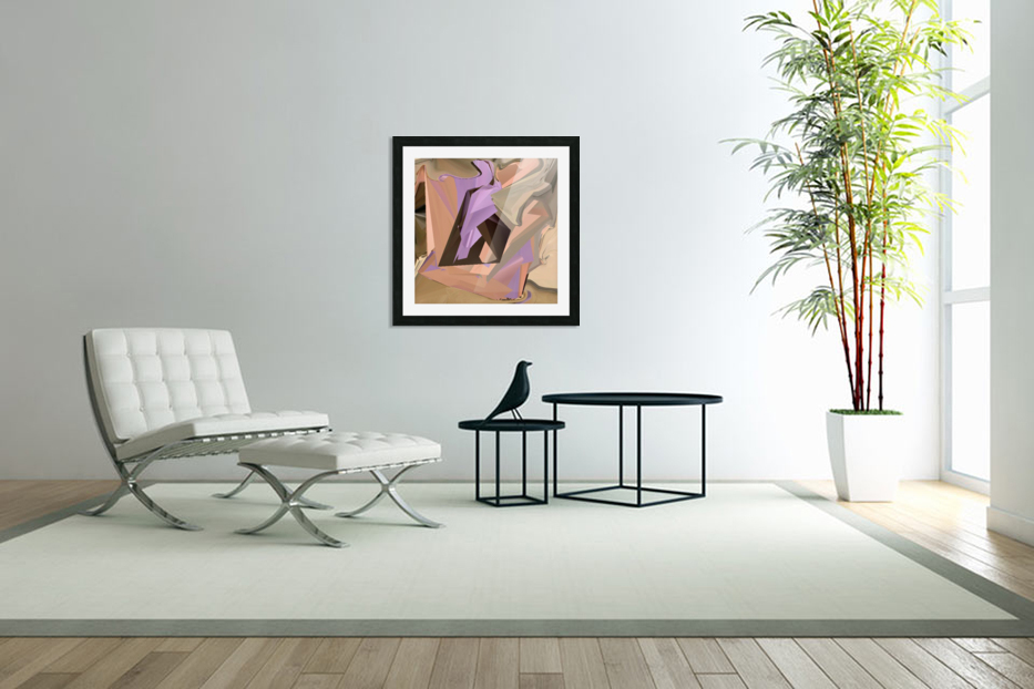 Art one in Custom Picture Frame