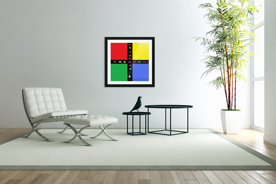 Abstract Art (3)_1559312395.5198 in Custom Picture Frame