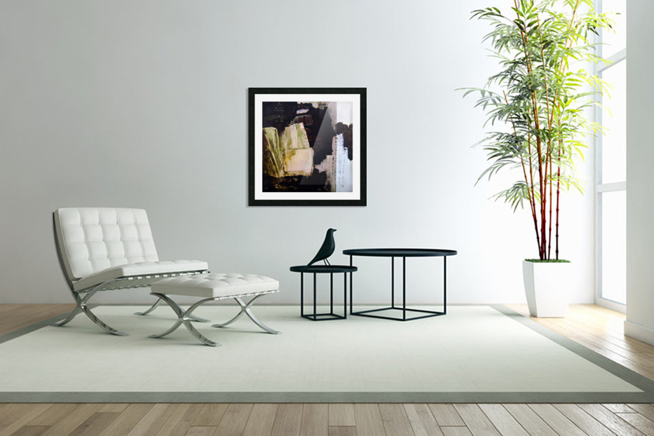 AS - Landscape in Custom Picture Frame