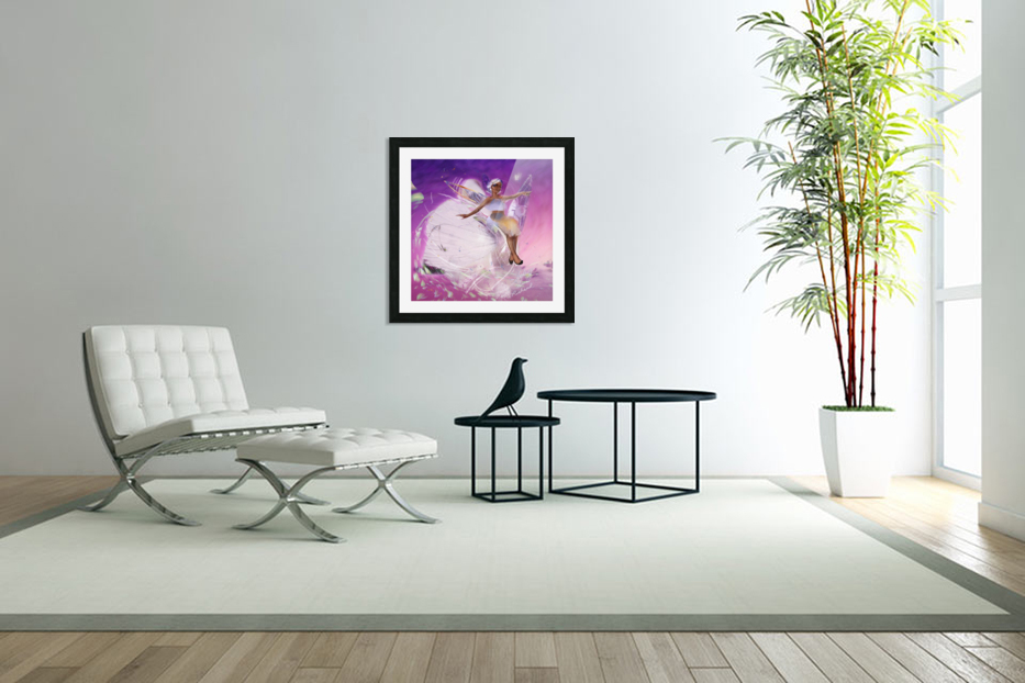 FAIRY in Custom Picture Frame