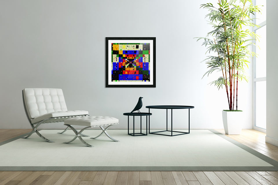 Chasing_Infinity in Custom Picture Frame