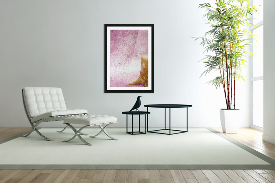 Cherry blossom in Custom Picture Frame