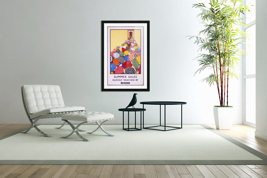 Summer Sales in Custom Picture Frame
