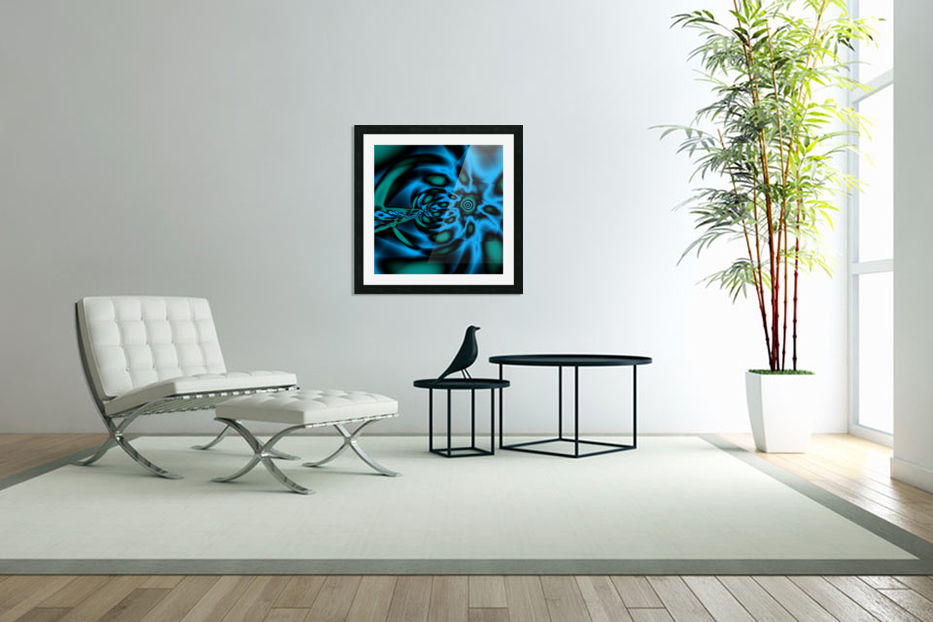 Wormhole approach in Custom Picture Frame