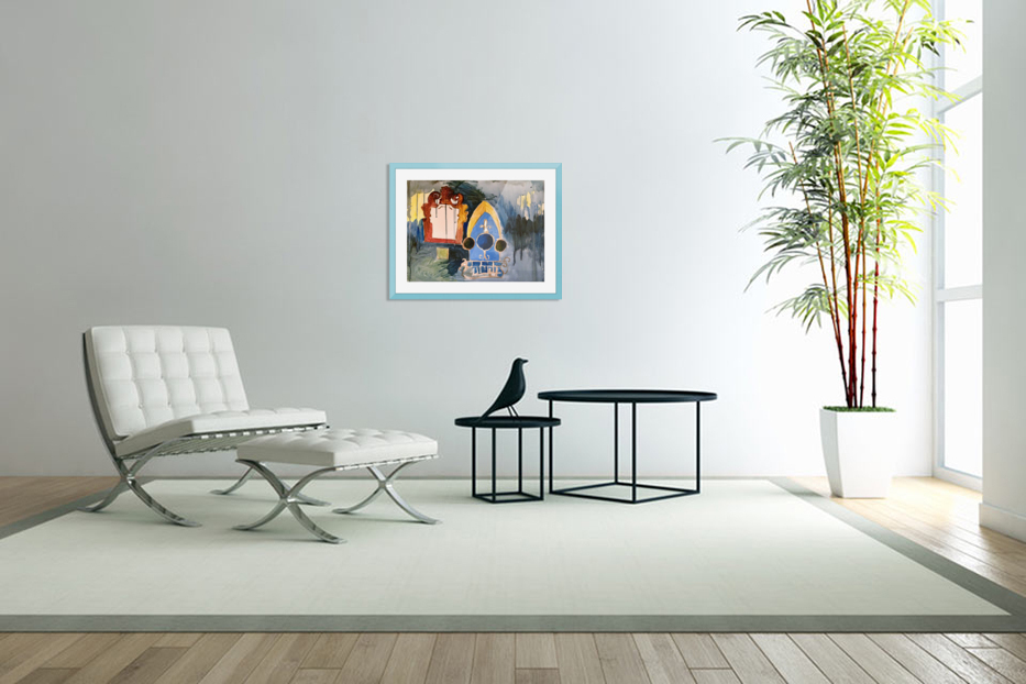 pictures in a dream in Custom Picture Frame