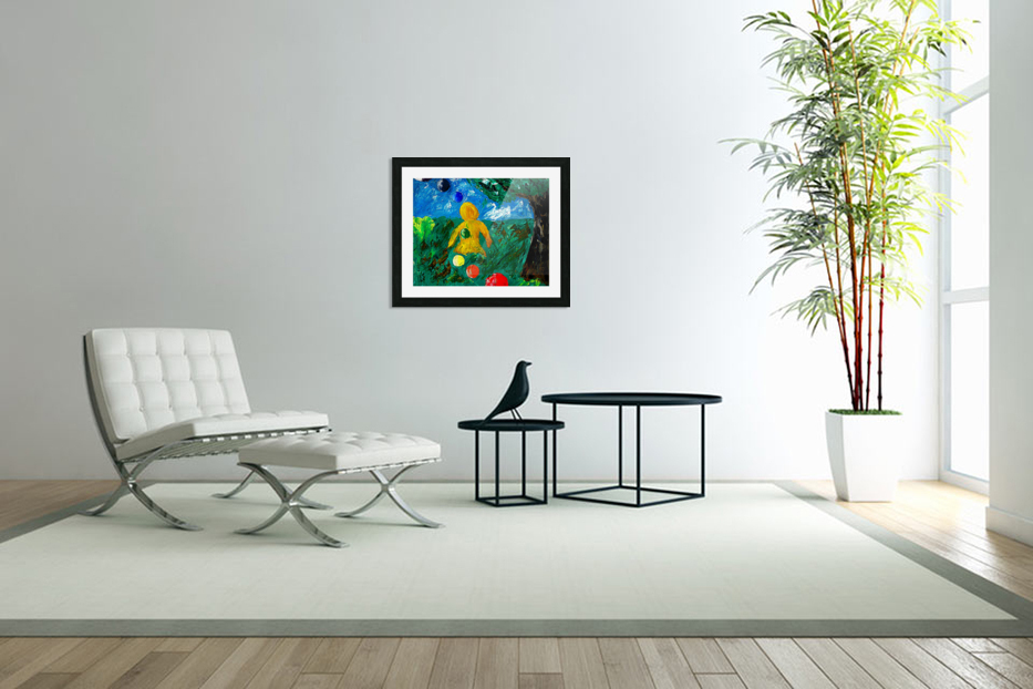 You Are Never Alone in Custom Picture Frame