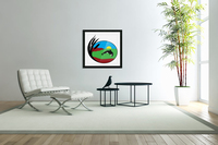 Whales Just Want To Have Fun  Acrylic Print