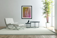 silence loneliness  Acrylic Print