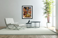 The Emperors New Clothes  Acrylic Print