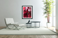 Cherries and Wine 2  Acrylic Print