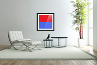 This is a beautiful design with great color, shape, line, texture, space and value.  (24)  Acrylic Print