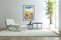 Beauty of Nature - Illustration III  Acrylic Print