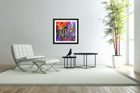 Electric Traveler  Acrylic Print