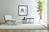 Chinese Concept 55A  Acrylic Print