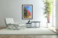 Out-side  Acrylic Print