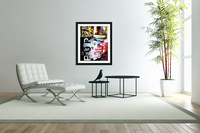 Moving in with the Pop  Acrylic Print