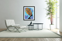 Wrapped to Heaven  Acrylic Print