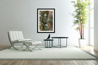 Resilience - Spiral Vertical  Acrylic Print