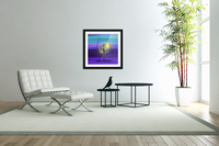 Landscape in a glass.  Acrylic Print