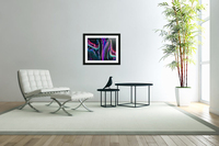 Colorful Distortions  Acrylic Print