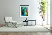 First Weeks Rent  Acrylic Print