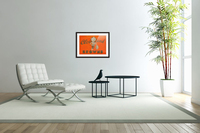 Vintage Cleveland Browns Wall Art  Acrylic Print