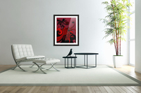 Effective Form Constructed  Acrylic Print