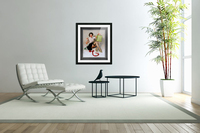 Neat Package by Gil Elvgren Vintage Pinup Illustration Xzendor7 Old Masters Reproductions  Acrylic Print