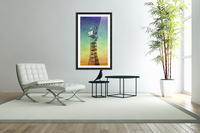 Library Acrylic Print