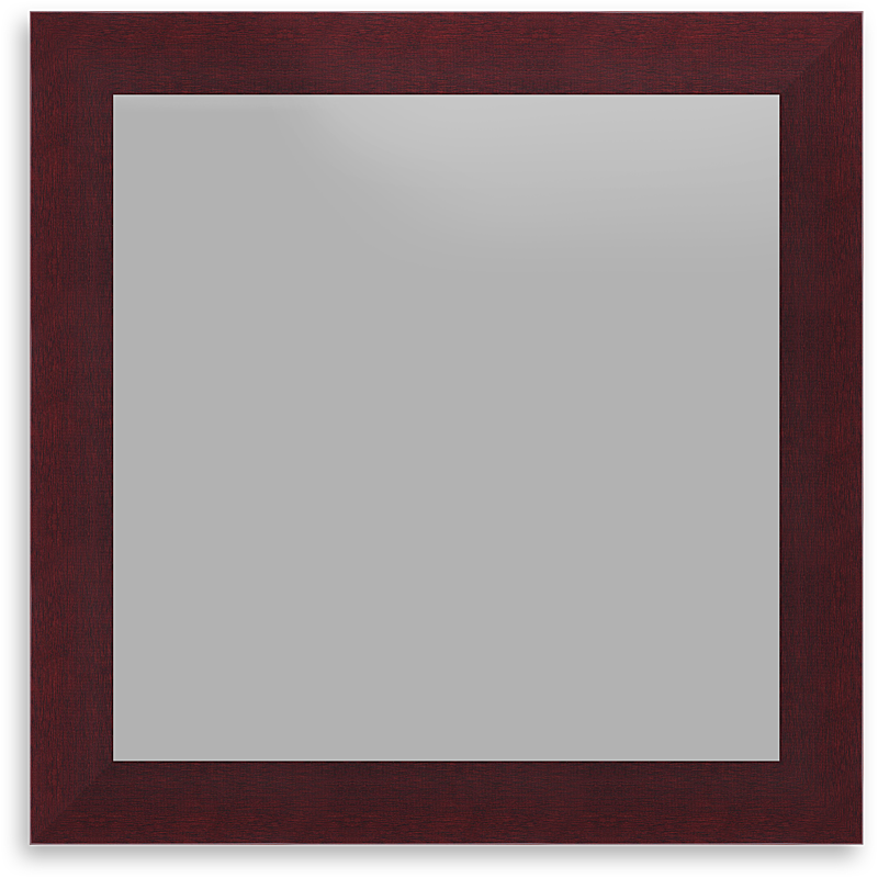 Mahogany Picture Frame Canvas Decorating Frame