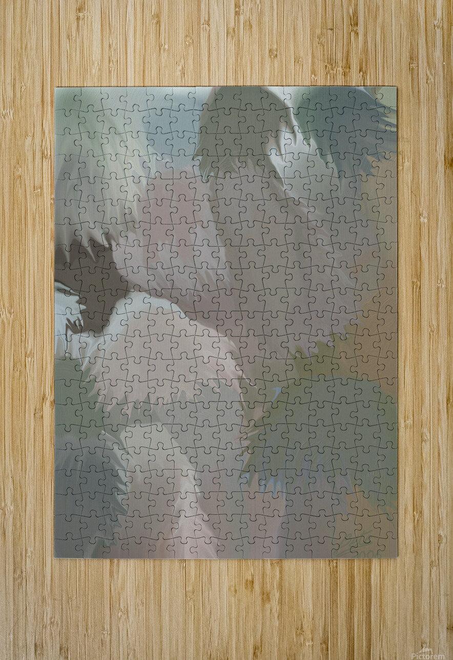 Saints  HD Metal print with Floating Frame on Back
