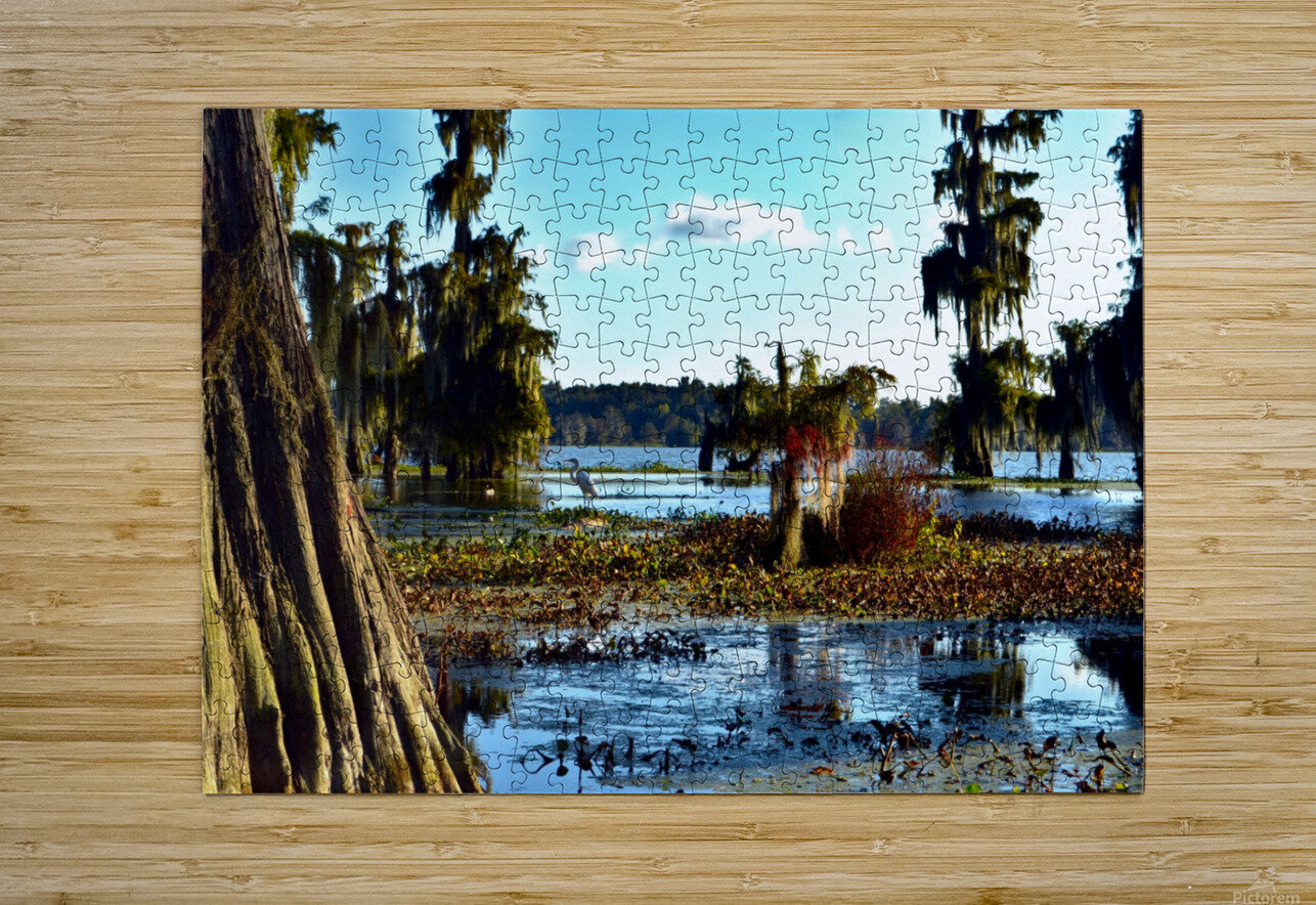 Seek Me Out  HD Metal print with Floating Frame on Back
