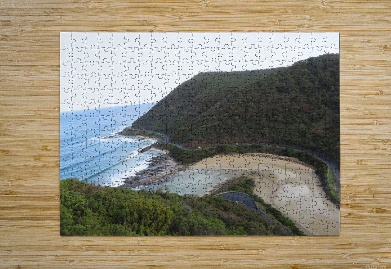 IMG_0062  HD Metal print with Floating Frame on Back