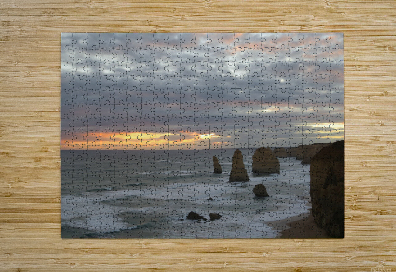 IMG_0285  HD Metal print with Floating Frame on Back