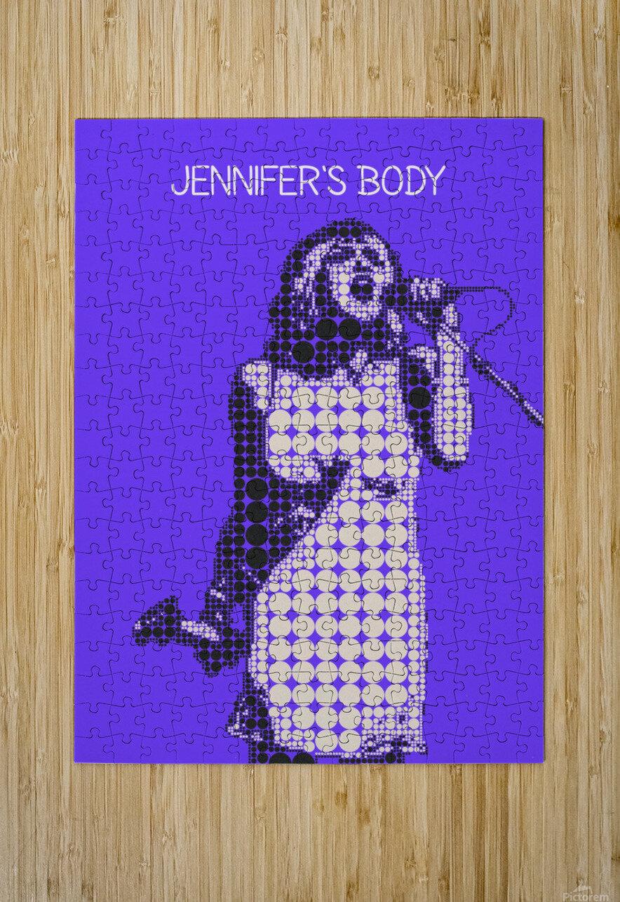 Jennifers body   Courtney Love   Hole  HD Metal print with Floating Frame on Back