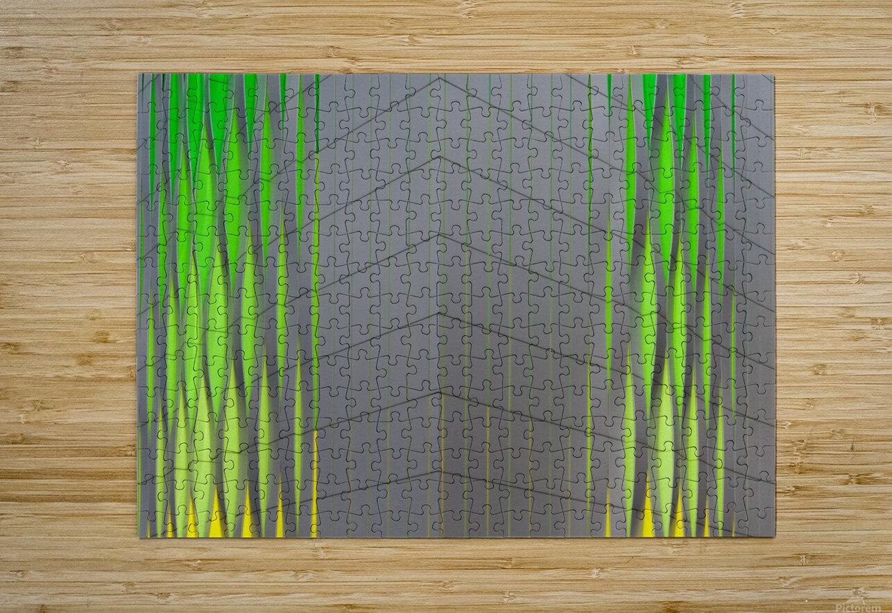 UMC by Theo Luycx   Impression métal HD avec cadre flottant sur le dos