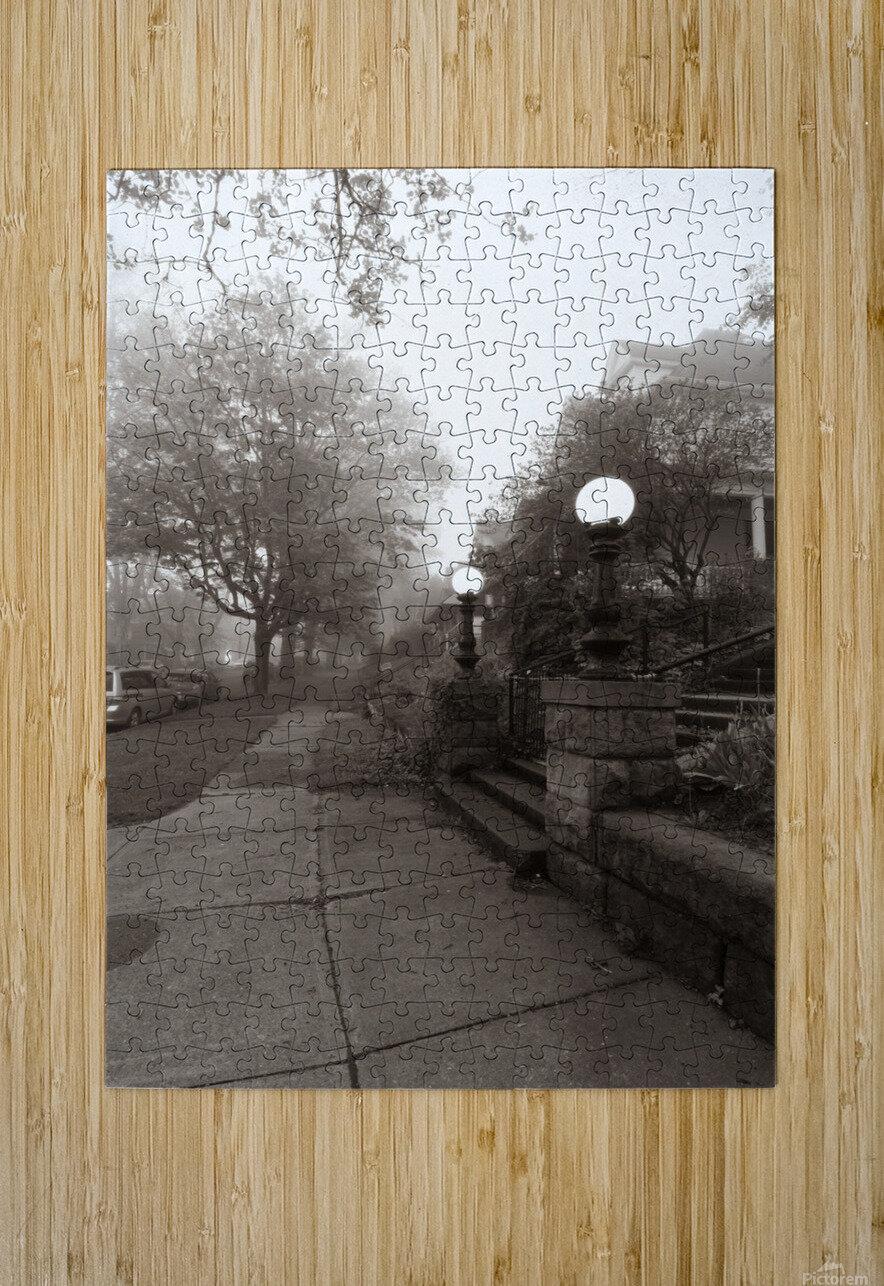 Vandergrift ap 2884  HD Metal print with Floating Frame on Back